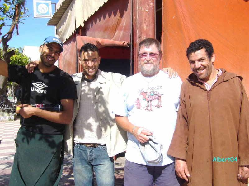 Arriv�e au camping � Auberge Id A�ssa � � Amtoudi � Voyage Maroc ...